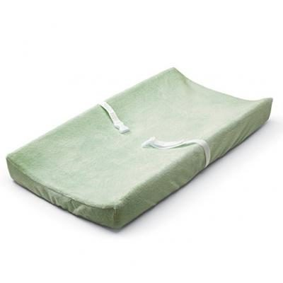Summer Infant Ultra Plush Changing Pad Cover, Sage