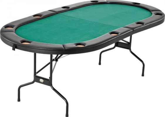 Being A Gambling Enthusiast, Ahem, We Mean, Being A Poker Gaming  Enthusiast, A Simple Poker Table Wouldnu0027t Simply Work For You. It Canu0027t  Only Be Portable Or ...