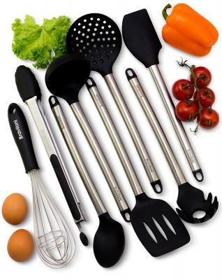 The Braviloni Kitchen Utensils Is A Set Of And Cooking Tools That Ll Ist Professional Or Casual Cook Has 8 Equipment
