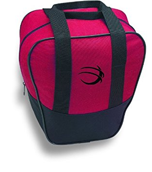 BSI Nova Single Ball Tote Bag (Red/Black)